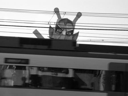 Tren i dimoni // Tren y 'dimoni'
